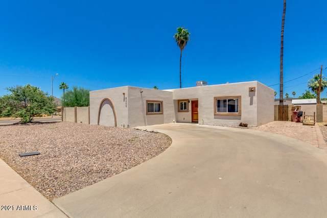 8402 E Mackenzie Drive, Scottsdale, AZ 85251 (MLS #6291661) :: Nate Martinez Team