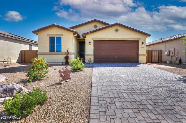 44169 W Palo Aliso Way, Maricopa, AZ 85138 (MLS #6291676) :: The Riddle Group