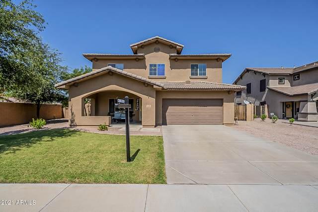 1250 E Canyon Creek Drive, Gilbert, AZ 85295 (MLS #6291678) :: The Copa Team   The Maricopa Real Estate Company