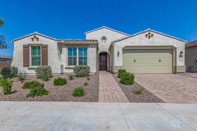 4357 S Electron, Mesa, AZ 85212 (MLS #6291701) :: Klaus Team Real Estate Solutions