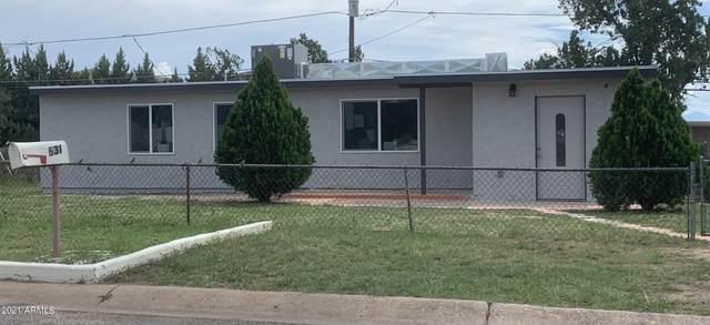 531 Santa Cruz Drive, Bisbee, AZ 85603 (MLS #6291707) :: Synergy Real Estate Partners