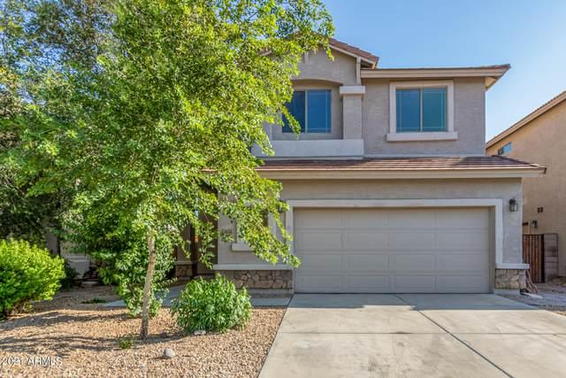 44751 W Horse Mesa Road, Maricopa, AZ 85139 (MLS #6291708) :: Elite Home Advisors