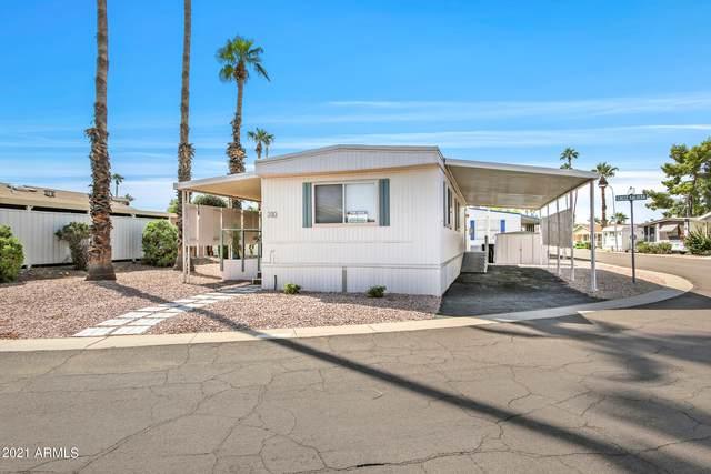 201 S Greenfield Road #310, Mesa, AZ 85206 (MLS #6291727) :: The Ellens Team