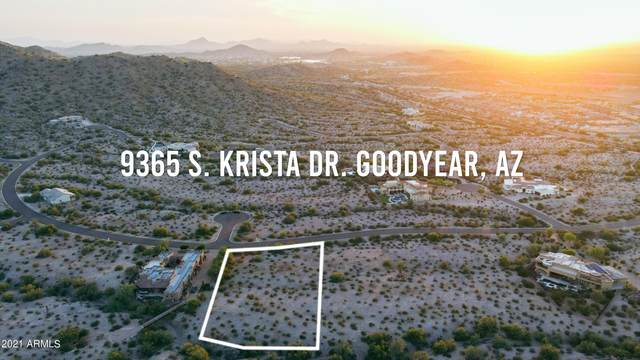 9365 S Krista Drive E, Goodyear, AZ 85338 (MLS #6291729) :: The Garcia Group