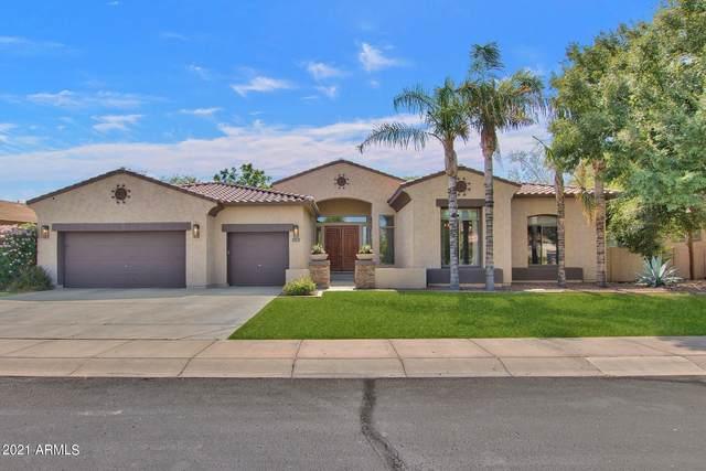 3115 E Taurus Place, Chandler, AZ 85249 (MLS #6291744) :: Yost Realty Group at RE/MAX Casa Grande