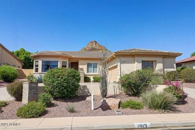 1913 E Beck Lane, Phoenix, AZ 85022 (MLS #6291747) :: TIBBS Realty