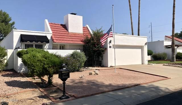626 E Tam Oshanter Drive, Phoenix, AZ 85022 (MLS #6291779) :: The Laughton Team