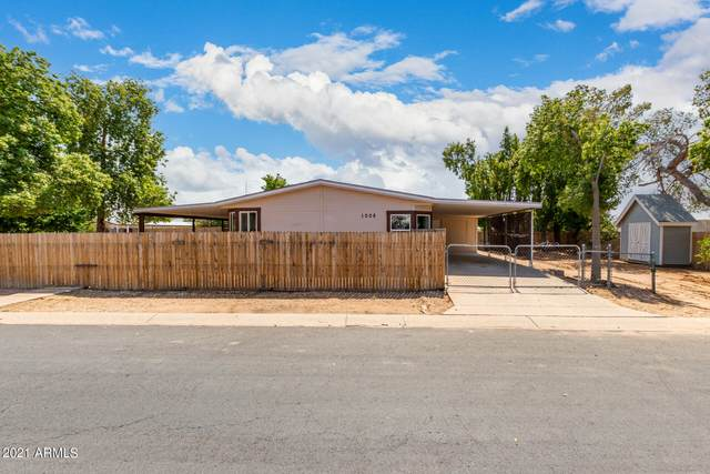 1008 S 96TH Place, Mesa, AZ 85208 (MLS #6291796) :: Yost Realty Group at RE/MAX Casa Grande