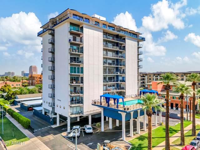 805 N 4TH Avenue #907, Phoenix, AZ 85003 (MLS #6291803) :: Midland Real Estate Alliance