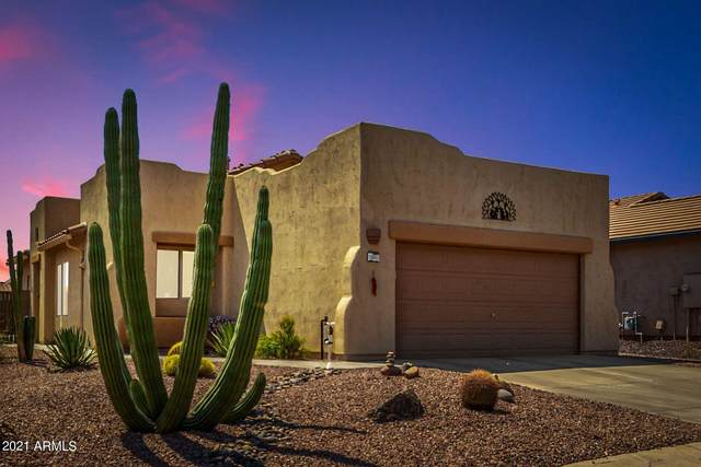 10643 E Bluebird Mine Court, Gold Canyon, AZ 85118 (MLS #6291804) :: Executive Realty Advisors