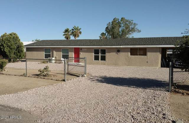 23775 W Coleman Drive, Congress, AZ 85332 (MLS #6291842) :: The Riddle Group