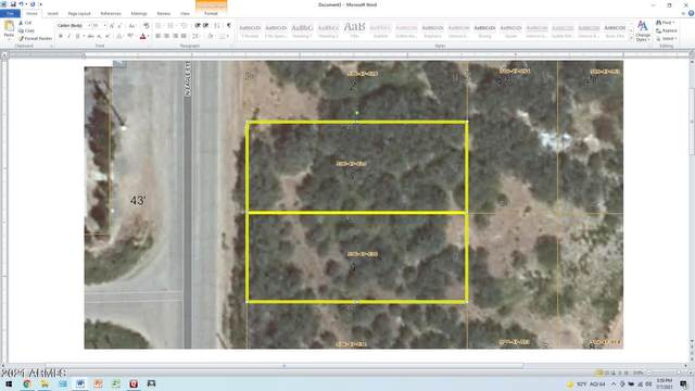 0 N Eagle Eye Road, Aguila, AZ 85320 (MLS #6291844) :: Keller Williams Realty Phoenix