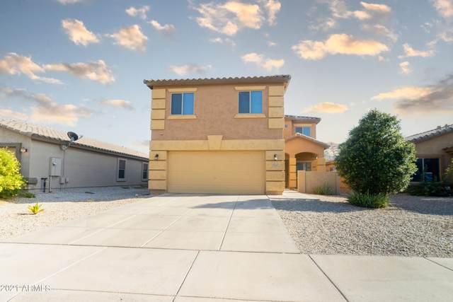 25437 W Jackson Avenue, Buckeye, AZ 85326 (MLS #6291845) :: Executive Realty Advisors