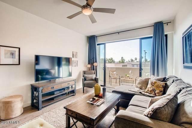 2300 E Campbell Avenue #230, Phoenix, AZ 85016 (MLS #6291848) :: Elite Home Advisors
