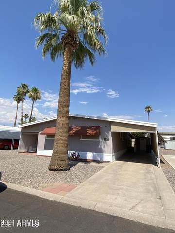 2650 W Union Hills Drive #25, Phoenix, AZ 85027 (MLS #6291875) :: Arizona 1 Real Estate Team