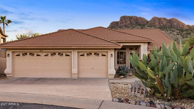4822 S Rimrock Loop, Gold Canyon, AZ 85118 (MLS #6291892) :: Executive Realty Advisors