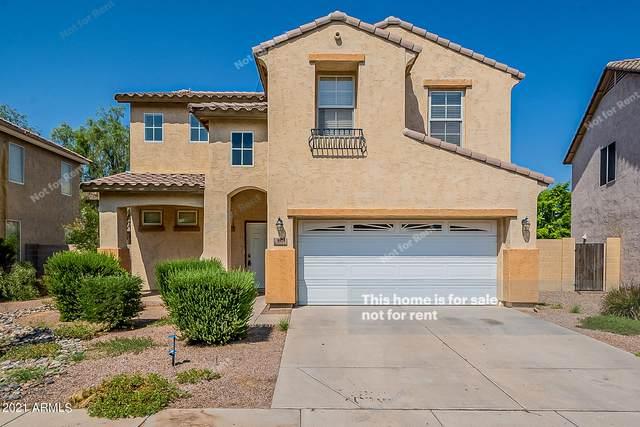 8924 W Hammond Lane, Tolleson, AZ 85353 (MLS #6291893) :: Elite Home Advisors