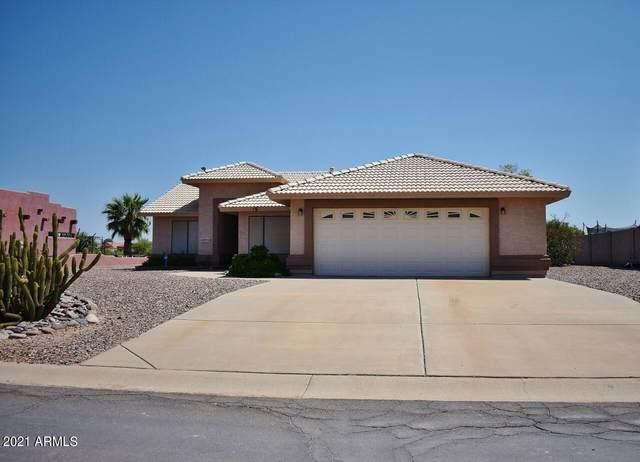 15167 S Moon Valley Road, Arizona City, AZ 85123 (MLS #6291911) :: Conway Real Estate