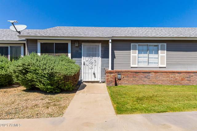 5960 W Oregon Avenue #131, Glendale, AZ 85301 (MLS #6291916) :: Hurtado Homes Group