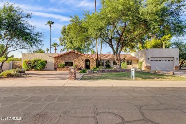 5760 E Emile Zola Avenue, Scottsdale, AZ 85254 (MLS #6291929) :: Devor Real Estate Associates