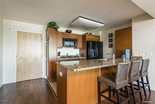 4808 N 24TH Street #1027, Phoenix, AZ 85016 (MLS #6291930) :: The Riddle Group