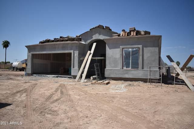 15024 S Brook Hollow Road, Arizona City, AZ 85123 (MLS #6291937) :: Executive Realty Advisors