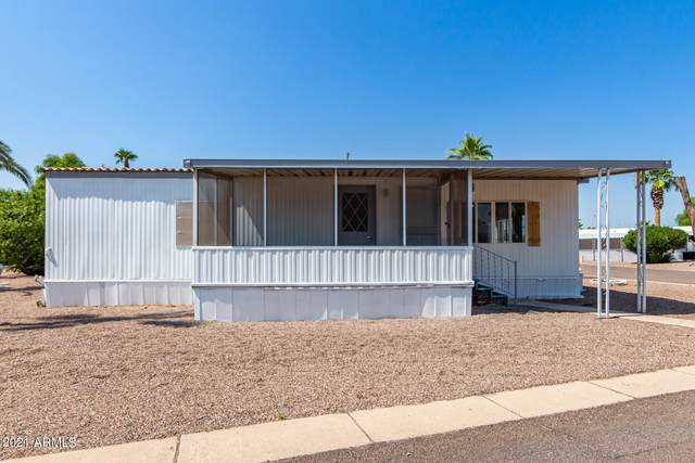 201 S Greenfield Road #103, Mesa, AZ 85206 (MLS #6291953) :: The Everest Team at eXp Realty