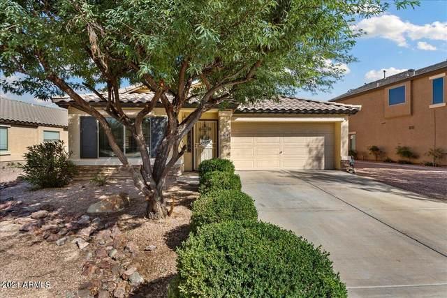 2129 S 160TH Lane, Goodyear, AZ 85338 (MLS #6291959) :: Yost Realty Group at RE/MAX Casa Grande
