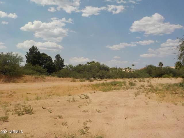 1732 W Sunset Drive, Nogales, AZ 85621 (MLS #6291964) :: Keller Williams Realty Phoenix