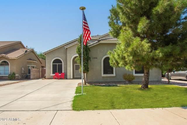 15816 N 156TH Lane, Surprise, AZ 85374 (MLS #6291967) :: Arizona 1 Real Estate Team
