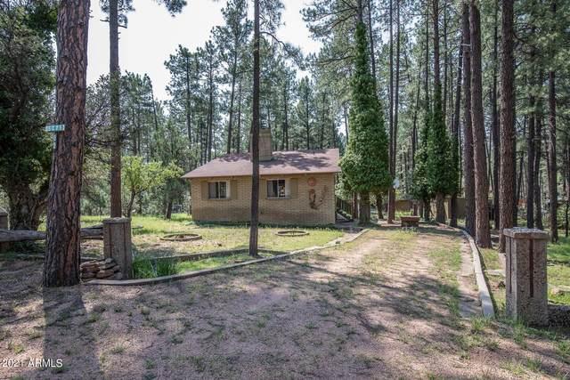 5075 N Marys Way N, Pine, AZ 85544 (MLS #6291969) :: Elite Home Advisors