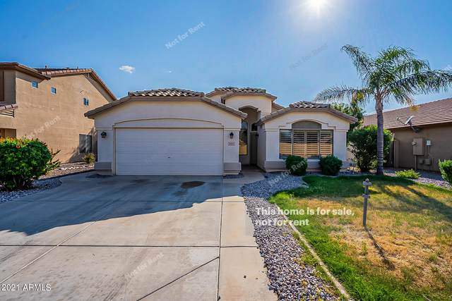 6130 S Silver Drive, Chandler, AZ 85249 (MLS #6291971) :: NextView Home Professionals, Brokered by eXp Realty