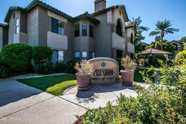 9600 N 96TH Street #232, Scottsdale, AZ 85258 (MLS #6291975) :: The Ellens Team