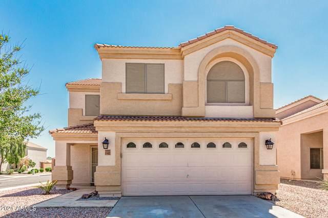 11453 W Mystic Sadie Drive, Surprise, AZ 85378 (MLS #6291980) :: Yost Realty Group at RE/MAX Casa Grande