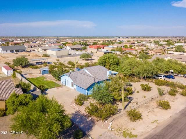 19722 W Medlock Drive, Litchfield Park, AZ 85340 (MLS #6291986) :: Zolin Group