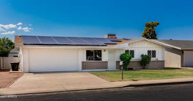 1118 S Daley, Mesa, AZ 85204 (MLS #6291987) :: Yost Realty Group at RE/MAX Casa Grande