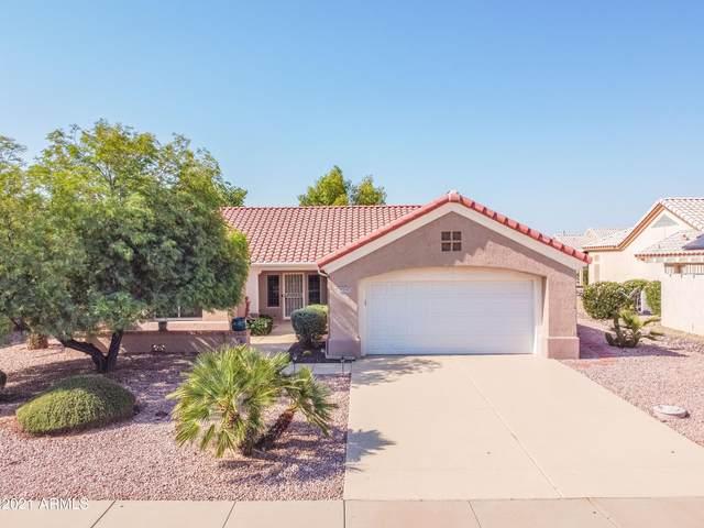 21214 N Limousine Drive, Sun City West, AZ 85375 (MLS #6291990) :: CANAM Realty Group