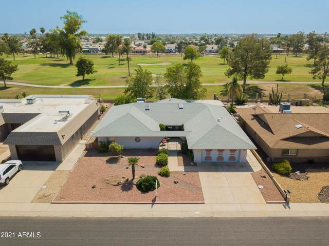 9623 W Country Club Drive, Sun City, AZ 85373 (MLS #6292013) :: Zolin Group