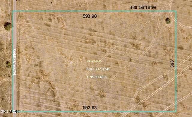 0 Saddle Vista Road, Tonopah, AZ 85354 (MLS #6292027) :: Fred Delgado Real Estate Group