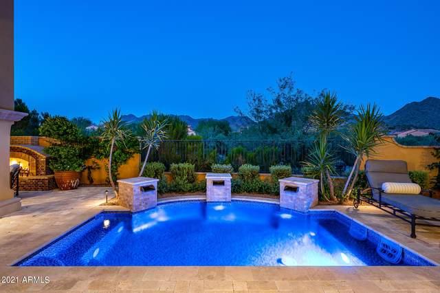 18735 N 101ST Street, Scottsdale, AZ 85255 (MLS #6292033) :: Executive Realty Advisors