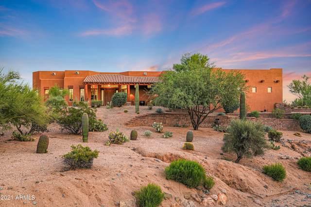 36637 N Wildflower Road N, Carefree, AZ 85377 (MLS #6292039) :: Keller Williams Realty Phoenix