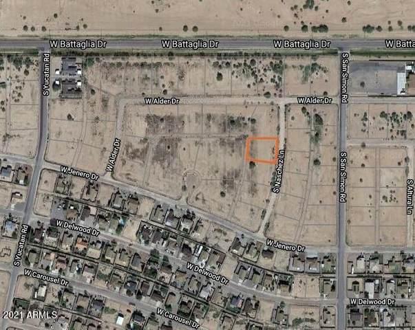 13040 S Naschez Lane, Arizona City, AZ 85123 (MLS #6292042) :: The Garcia Group