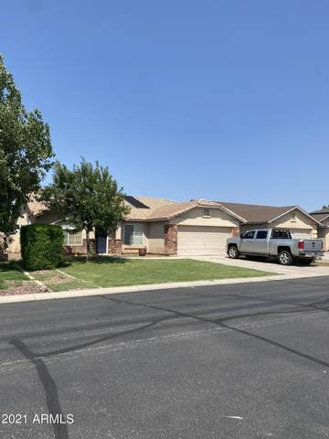 4908 E Rousay Drive, San Tan Valley, AZ 85140 (MLS #6292046) :: Elite Home Advisors