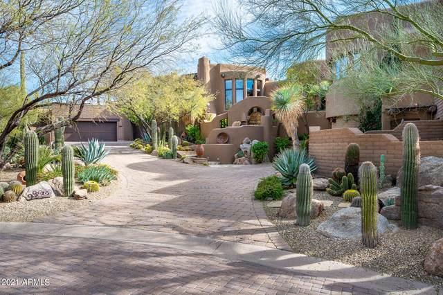 9839 E Madera Drive, Scottsdale, AZ 85262 (MLS #6292073) :: Conway Real Estate