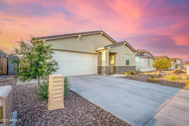 12434 W Glenn Court, Glendale, AZ 85307 (MLS #6292074) :: Jonny West Real Estate