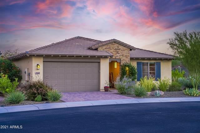 3445 Rising Sun Ridge, Wickenburg, AZ 85390 (MLS #6292075) :: Yost Realty Group at RE/MAX Casa Grande