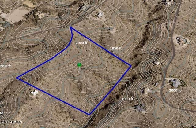 14011 E Tierra Del Oro Place, Fort McDowell, AZ 85264 (MLS #6292083) :: Klaus Team Real Estate Solutions