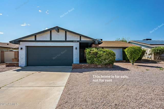 2110 S Noche De Paz, Mesa, AZ 85202 (MLS #6292091) :: Yost Realty Group at RE/MAX Casa Grande
