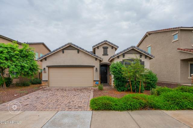 2068 N 212TH Lane, Buckeye, AZ 85396 (MLS #6292098) :: Elite Home Advisors