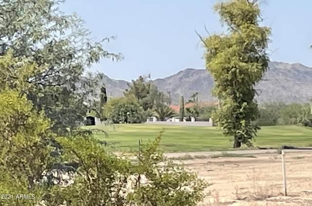 14910 S Country Club Drive, Arizona City, AZ 85123 (MLS #6292101) :: Executive Realty Advisors